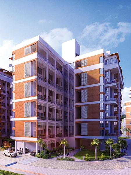 Rupayan Sky Villa